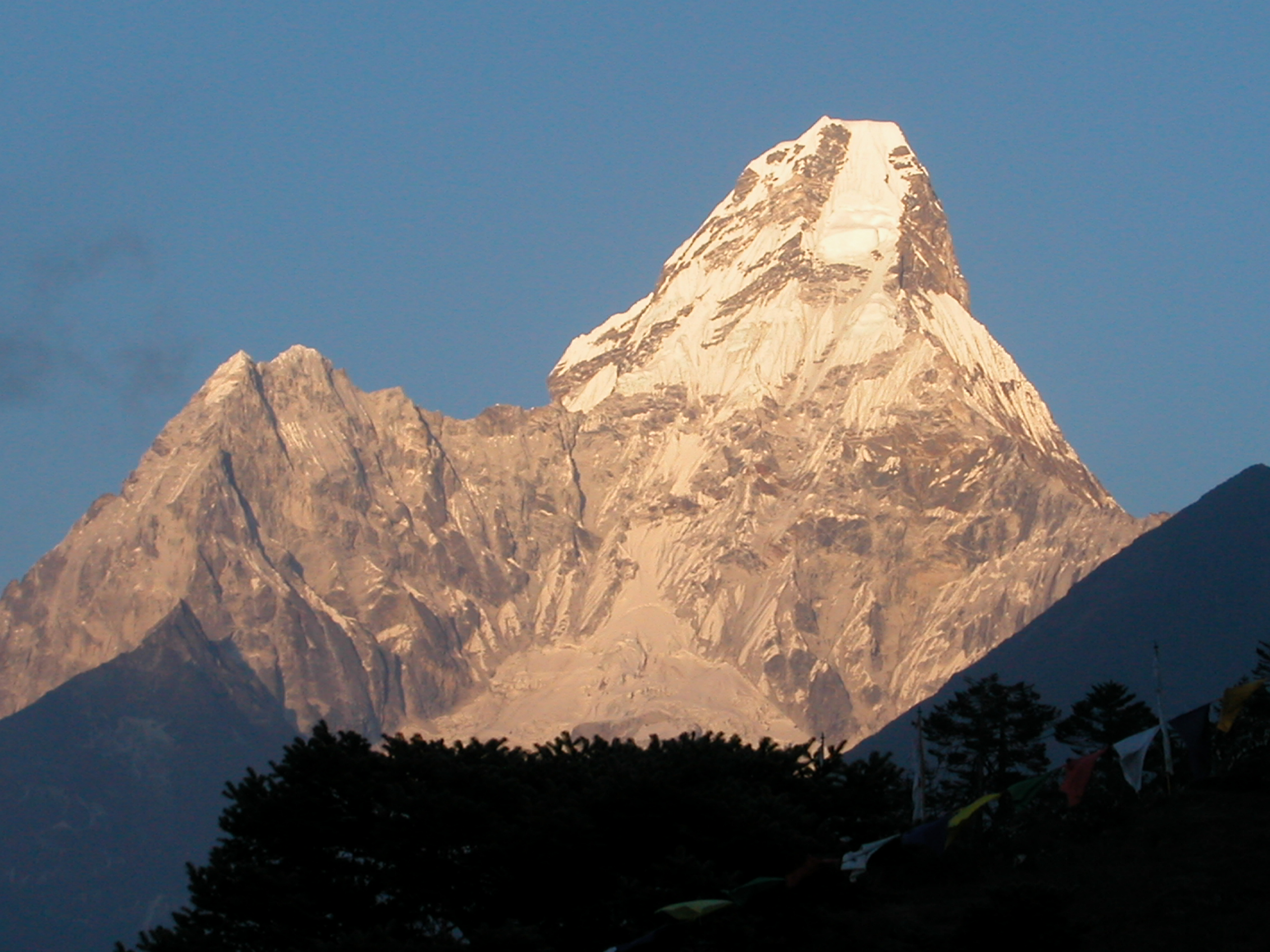 Ama Dablam at Sunset - Joe Pilaar