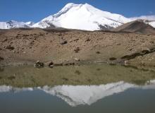 Kangyatse peak, Markha valley, Ladakh