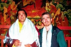 Joe & Steven, Jokhang Lhasa