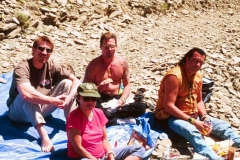 Picnic near Drango