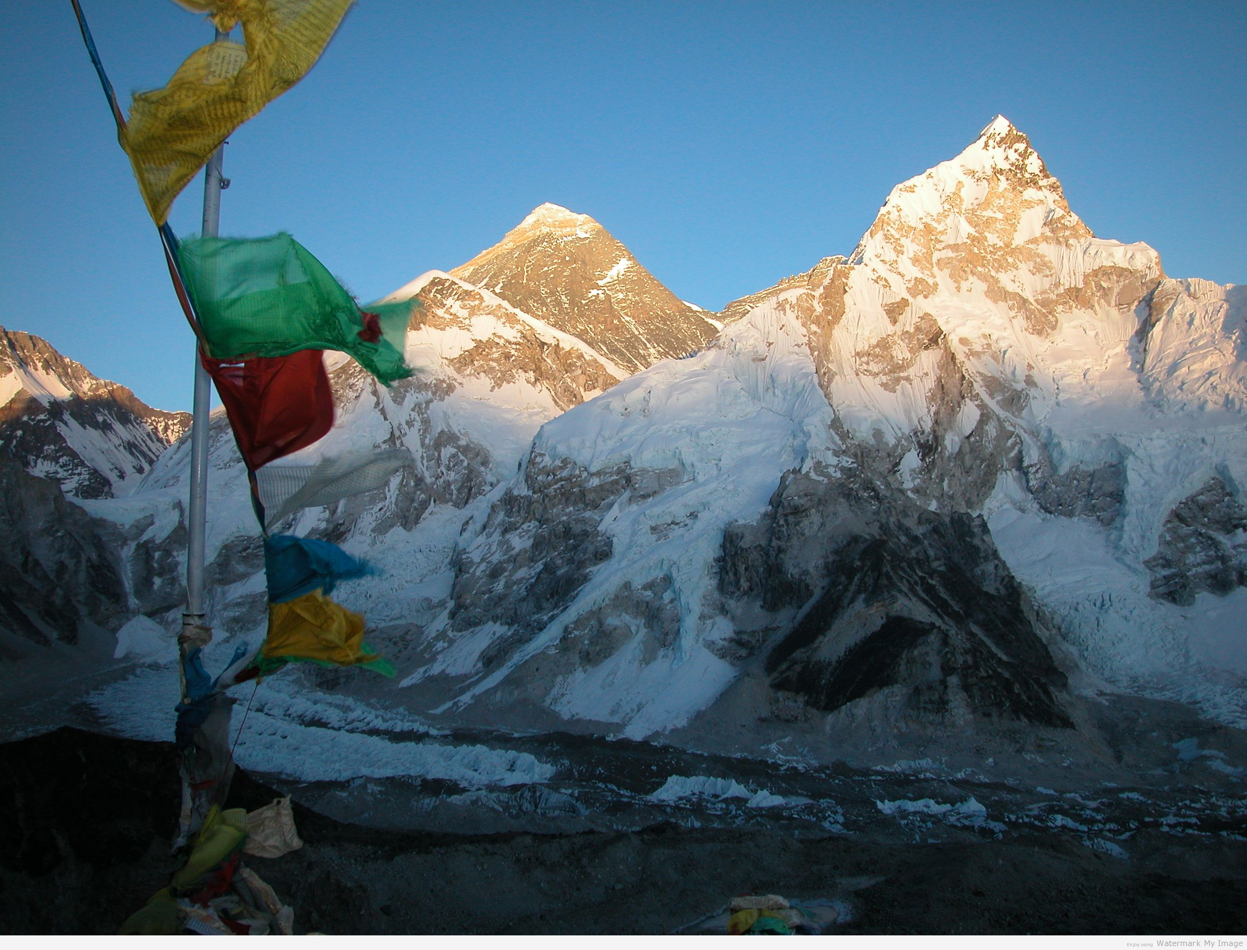 everest base camp nepal national geographic adventure map